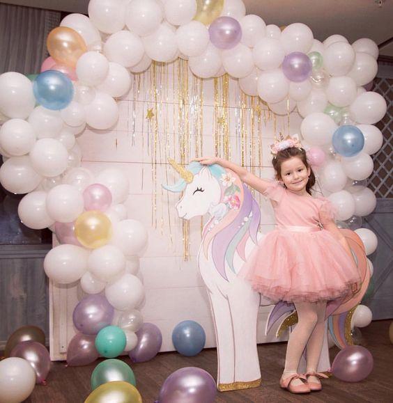 ideas para fiesta de 3 años niña