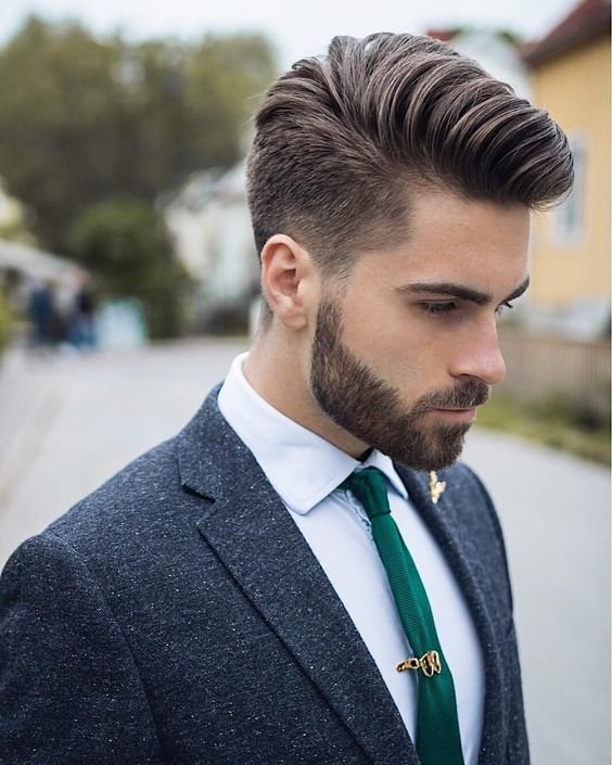 Espectacular peinados años 40 hombre Fotos de cortes de pelo estilo - Formales Corte De Pelo Hombre 40 Anos 2018 - Peinados