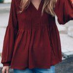 Imágenes de blusas holgadas