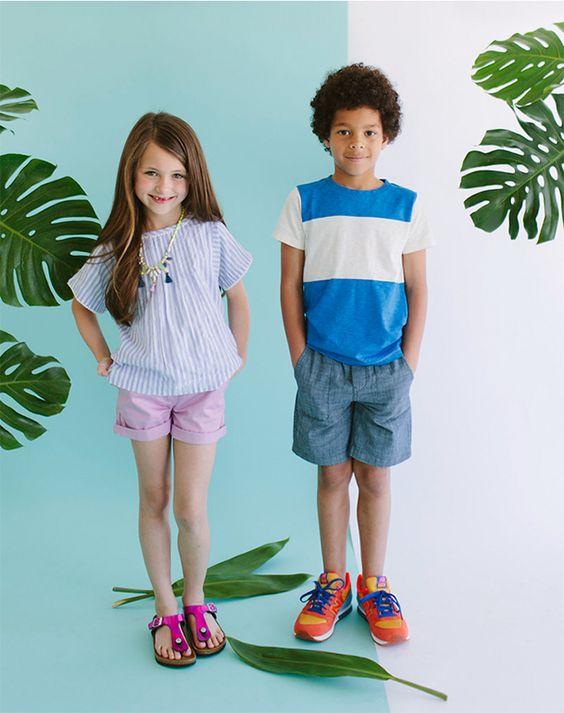 Imágenes de Moda verano infantil