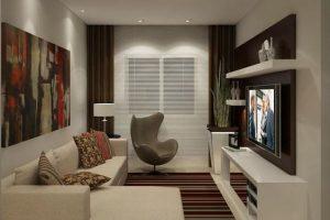 interiores de casas pequenas y sencillas (2)