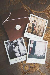 Invitaciones de boda boho