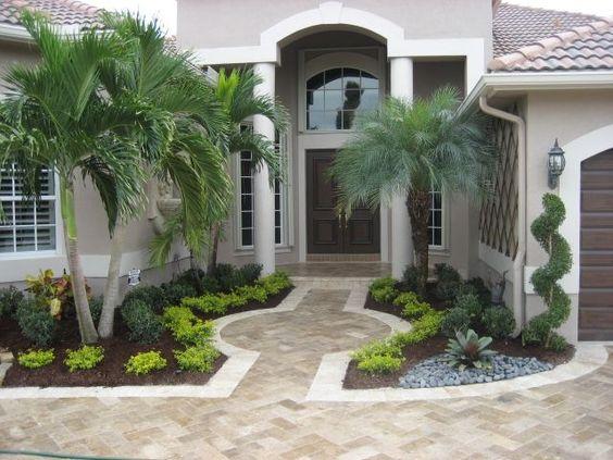 Tipos de plantas para dise ar tu jard n y paisajismo for Jardines para frentes de casas pequenas