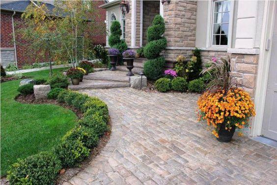 Tipos de plantas para dise ar tu jard n y paisajismo for Ver jardines de casas pequenas