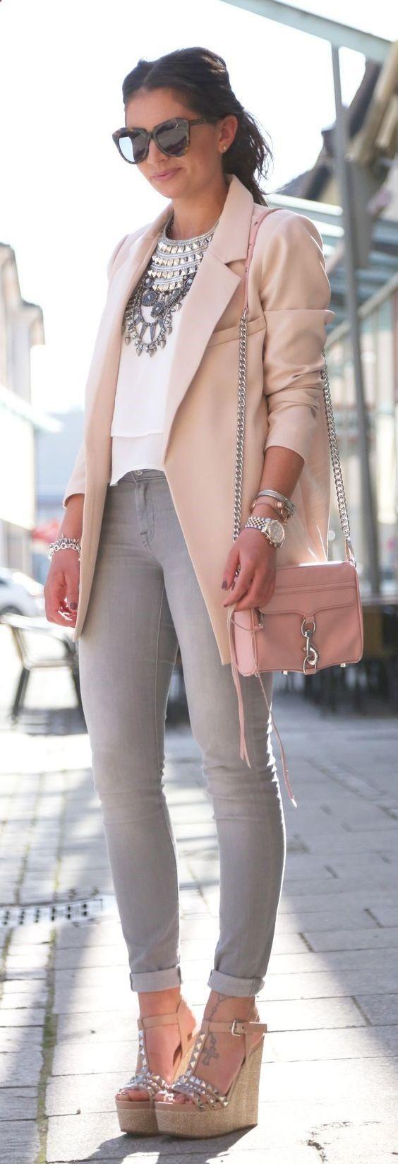 look con collar para vestir bien rapidamente 3