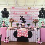 mesas principales para fiestas de 5 años niña