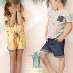 Moda verano infantil