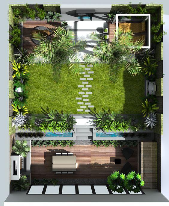 Tipos de plantas para dise ar tu jard n y paisajismo for Jardines pequenos orientales