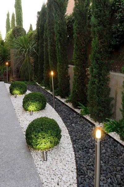 Paisajismo jardines exteriores