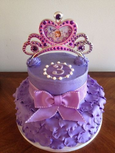 pastel niña 3 años 5
