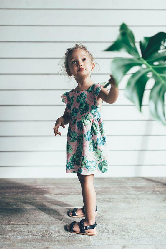 Tendencias moda infantil 2018