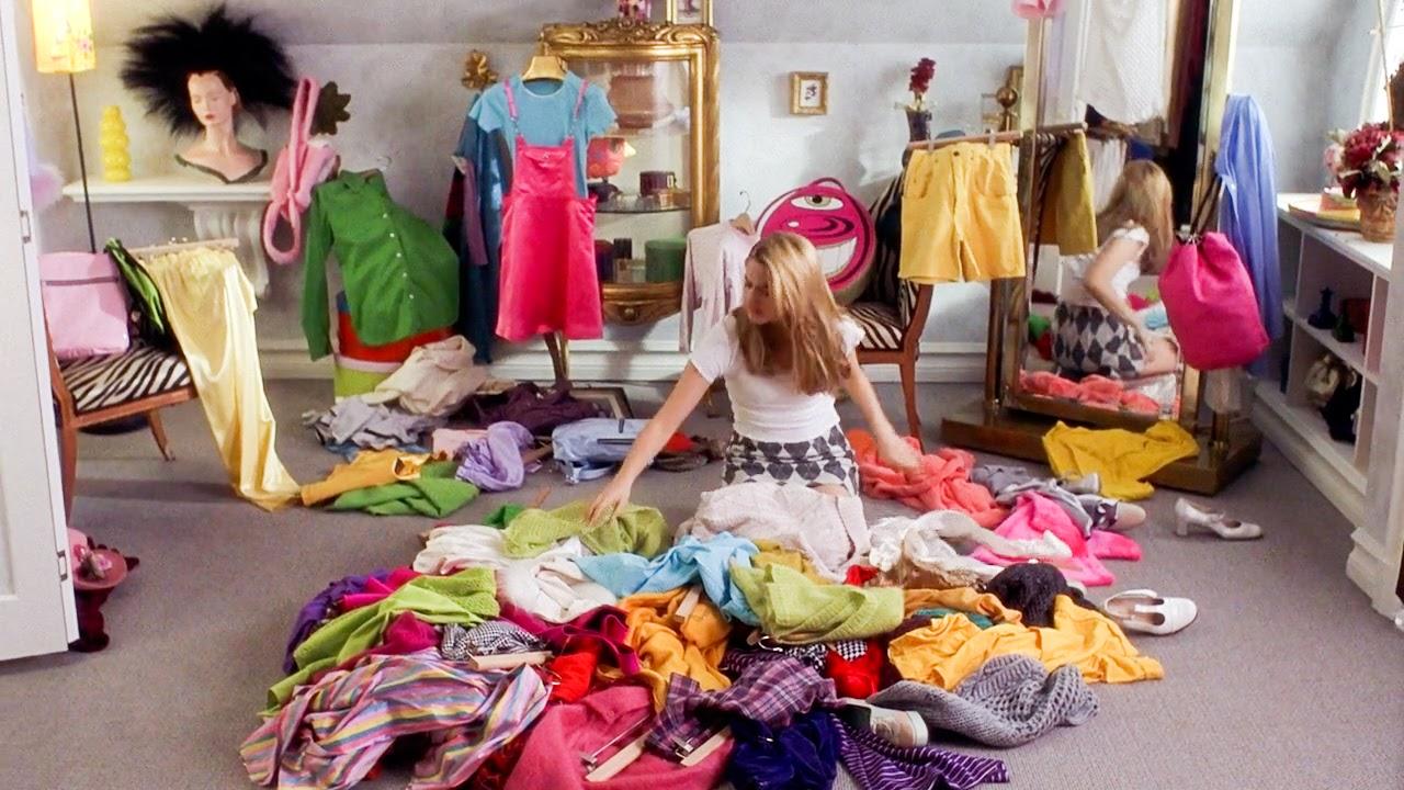 tips para limpiar y organizar un closet 2
