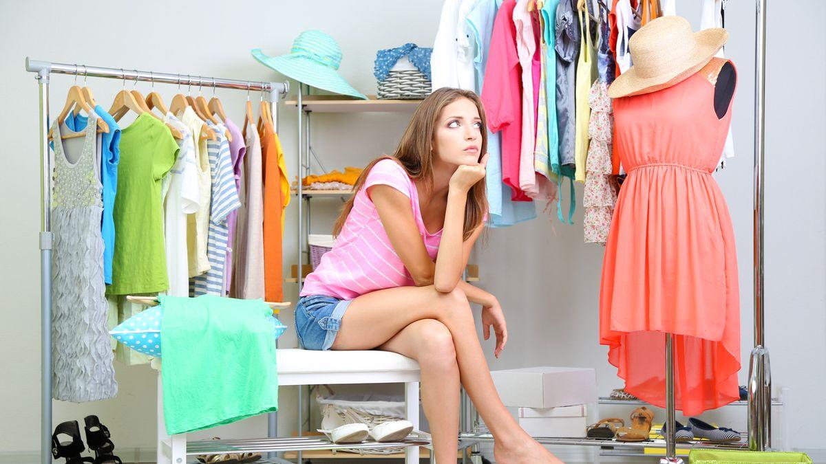 tips para limpiar y organizar un closet