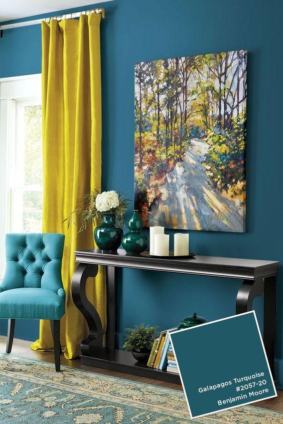 Colores para interiores lo nuevo para pintar tu casa for Colores de moda para interiores