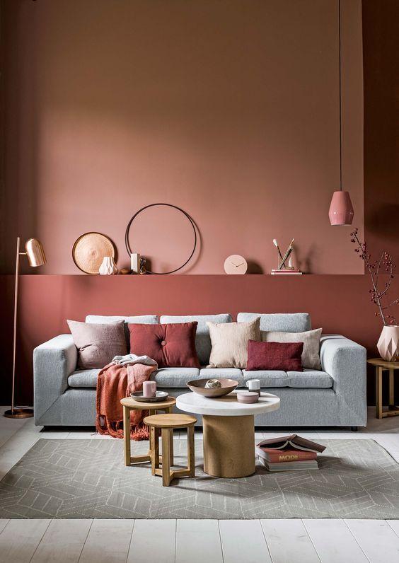 Colores para interiores lo nuevo para pintar tu casa for Lo ultimo en decoracion de casas