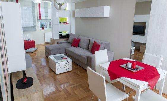 Espacios compartidos para salas pequeñas
