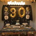 Fiesta de cumpleaños para hombres de 30 años1