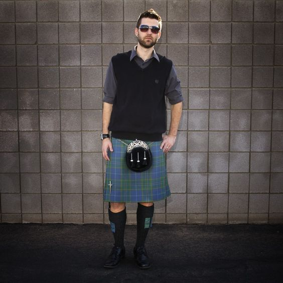 Fiesta de tema escoces2