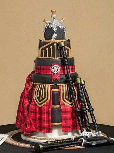 Fiesta de tema escoces4