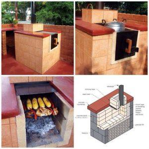 Ideas DIY para hacer tus propios asaderos