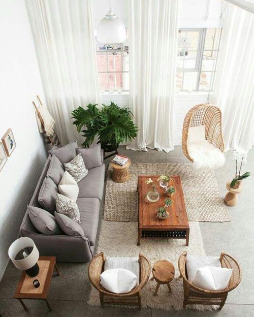 Tips para hacer que tu sala se vea más amplia