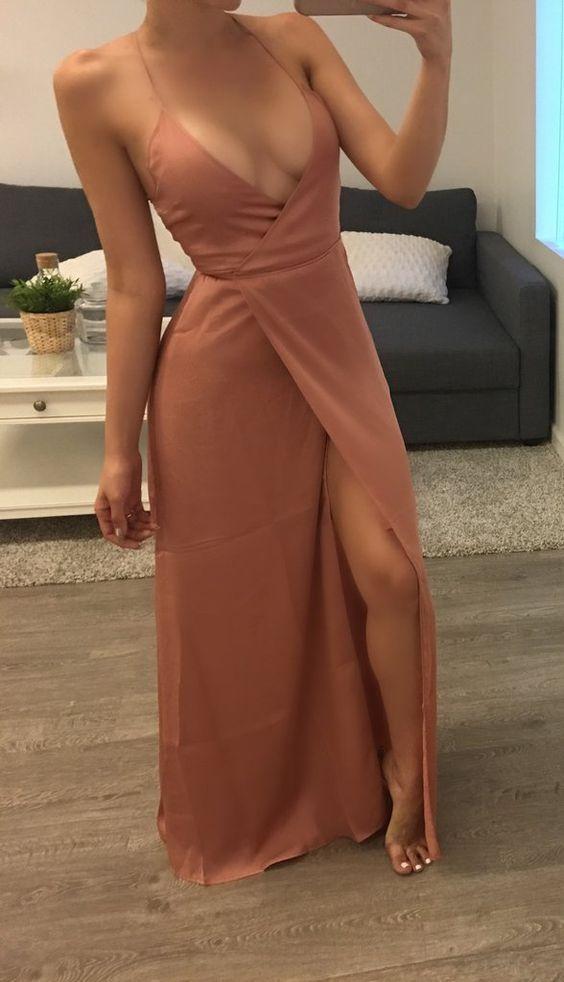 Vestidos de fiesta para mujeres bajitas