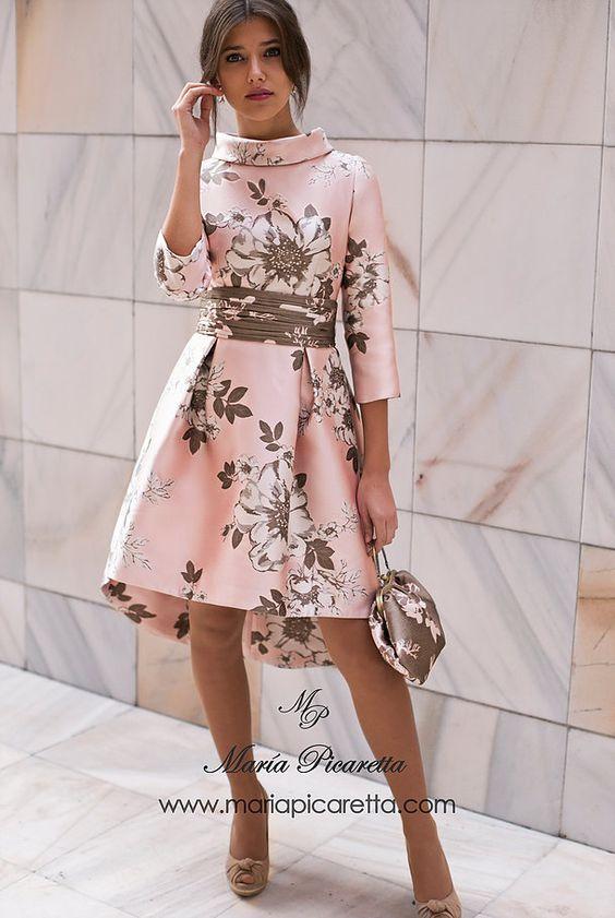 Imagenes de vestidos de fiesta para mujeres bajitas