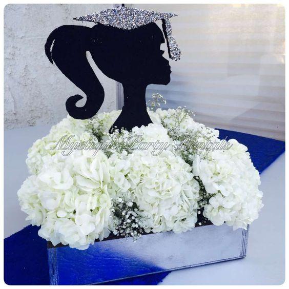 Arreglos para graduación con flores