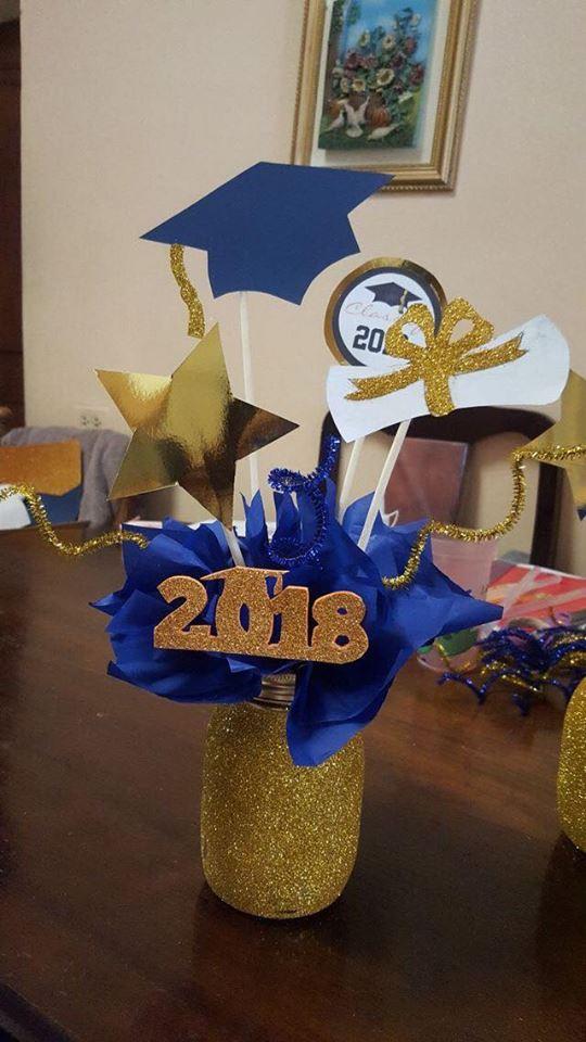 Arreglos para decorar una fiesta de graduación