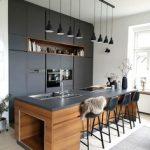 bancos con respaldo para barras de cocina