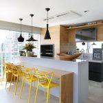 bancos de cocina