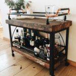 bares rusticos de madera
