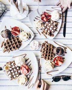 brunch dulce