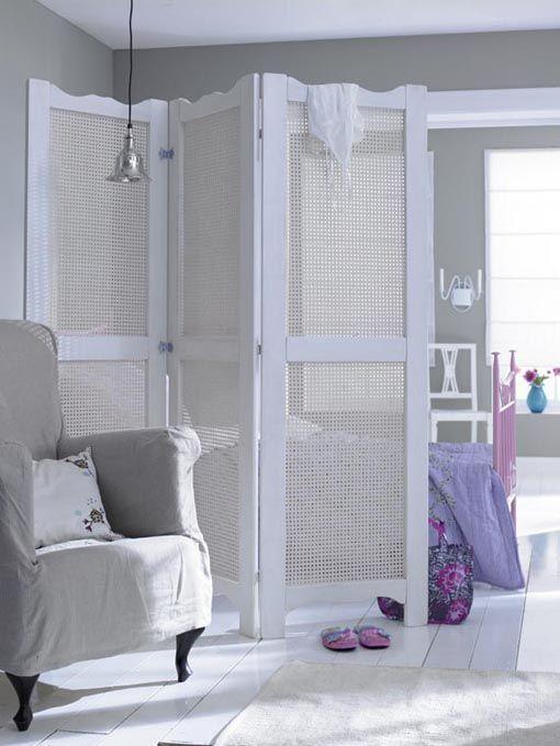 como separar ambientes en casa