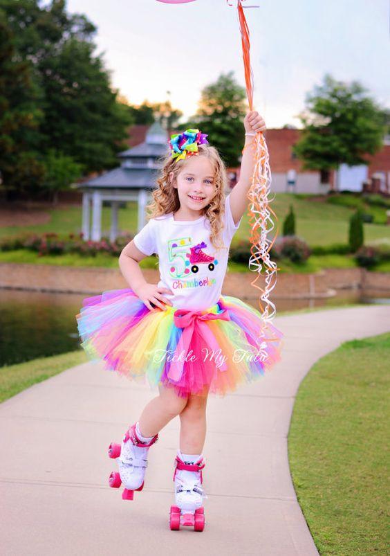 Como Vestir A Una Niña En Su Cumpleaños 5 Curso De