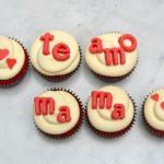 cupcake para el dia de las madres