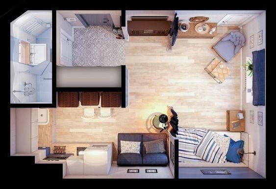 diseños de una casa pequeña