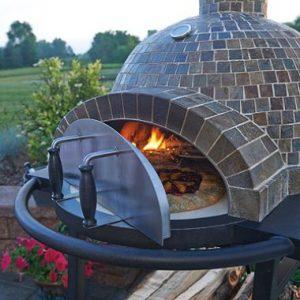 fogones para pizza