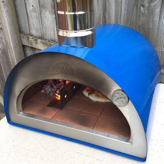 hornos para barbacoa