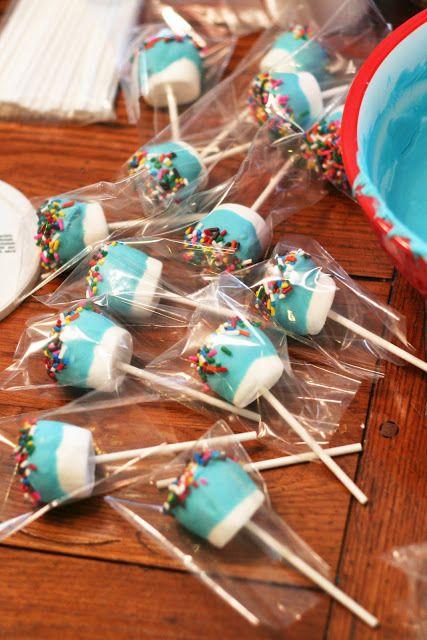 Ideas de cake pops con bombones