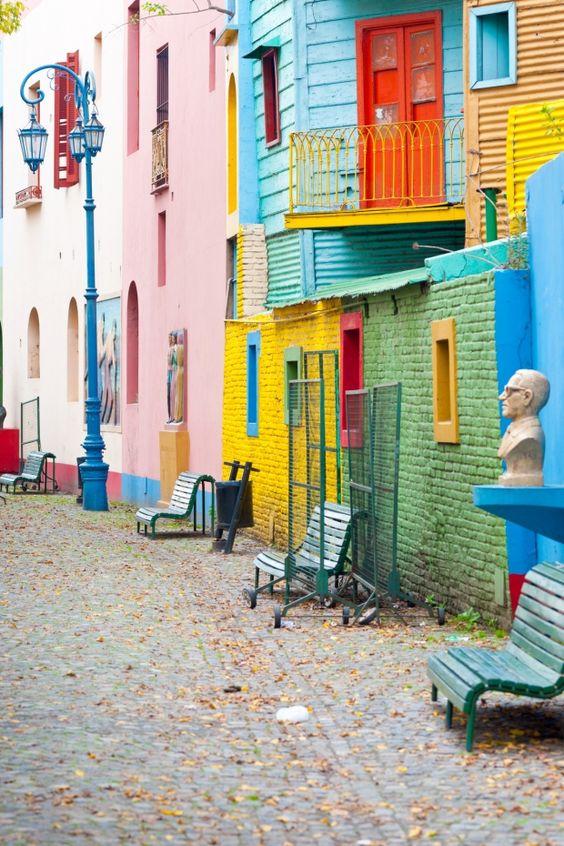 ideas por un viaje por paises en america latina