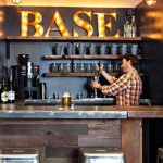 iluminacion para bares rusticos modernos