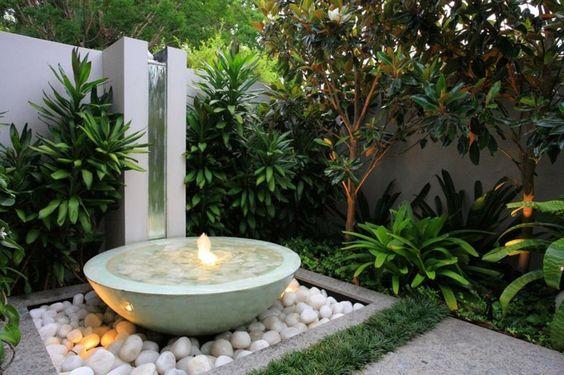 Jardin estilo Feng Shui