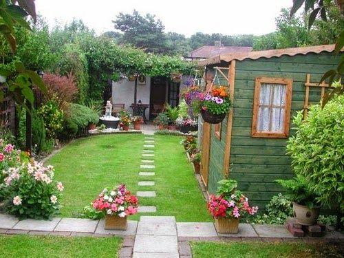 Tipos de plantas para dise ar tu jard n y paisajismo for Jardines exteriores de casas de campo