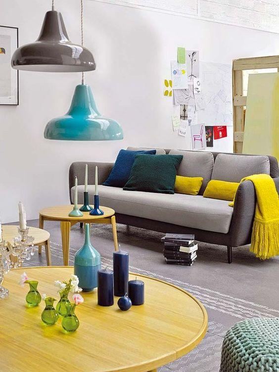 lamparas para la sala de estar