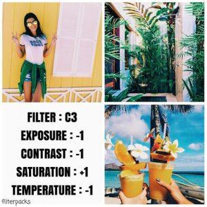 Los mejores filtros de vsco