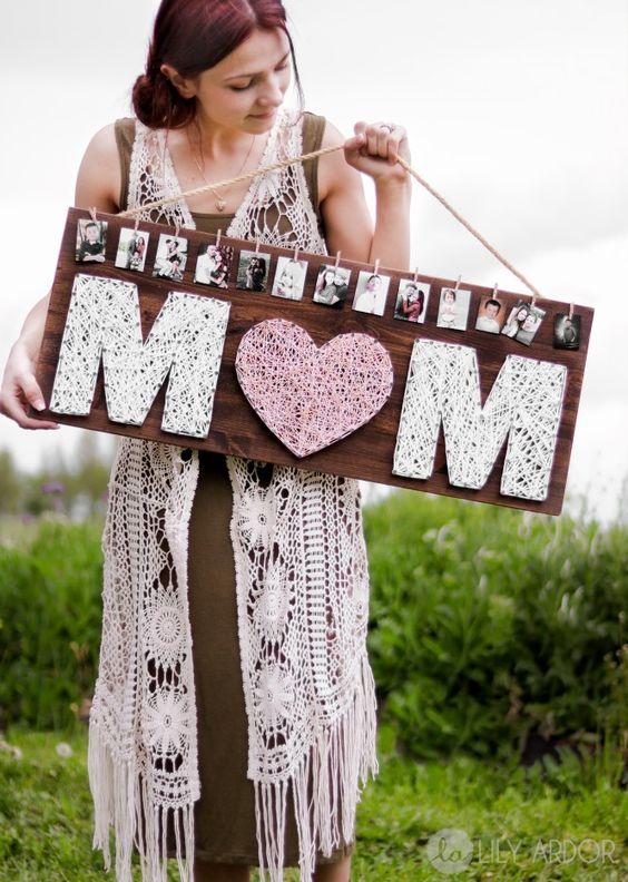 manualidades para el dia de las madres