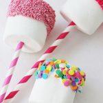 Paletas de bombones para fiestas