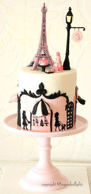 pastel para quinceañera de un piso