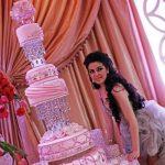 pasteles espectaculares para 15 años